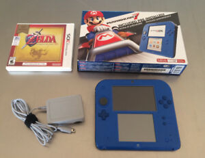 Nintendo 2DS & Games