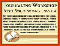 Journaling Workshop