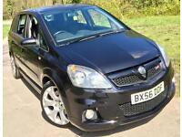 Vauxhall Zafira 2.0 Turbo VXR 240**7 Seater**1Mature Owner Since 2012!**