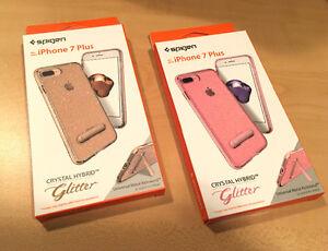 Étui Spigen Crystal Glitter IPhone 7 Plus