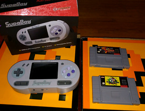SupaBoy Portable SNES