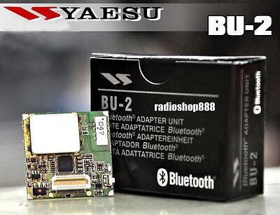 Yaesu BU-2 Bluetooth adapter unit for VX-8R VX-8DR radio
