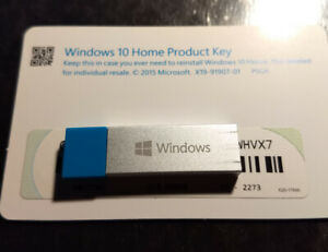 WINDOWS 10 HOME  & PRODUCT KEY((OFFERS?))