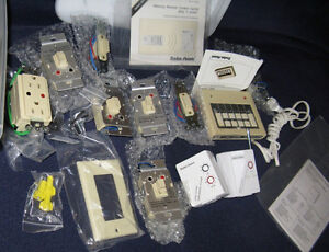 Radio Shack Remote Control Lights and Outlets (Never Used)