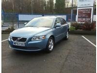 Volvo S40 2010 2.0D Diesel Powershift Saloon In Blue
