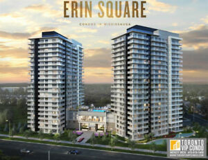 ERIN SQUARE CONDOS IN MISSISSAUGA BY PEMBERTON COMING SOON!