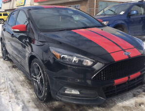 2015 Ford Focus ST SEDAN**SOLD AND SATISFIED CLIENT***