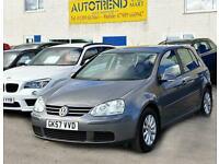 2007 Volkswagen Golf 1.6 Match FSI 5dr Auto HATCHBACK Petrol Automatic