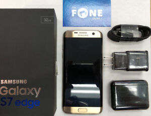 GRAND SALE SAMSUNG S7 EDGE FOR ONLY $369!! UNLOCKED w/WARRANTY