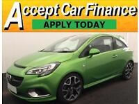 Vauxhall/Opel Corsa 1.6i 16v FROM £62 PER WEEK.