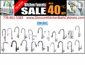 Modern pull-down kitchen faucets from DKBC
