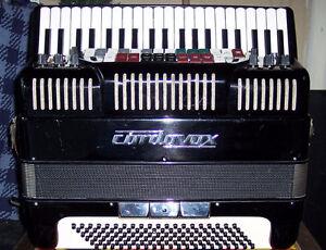 Cordovox Accordion