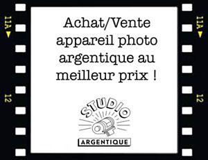 ACHAT/Vente appareil photo 35mm, moyen format, Leica, Hasselblad