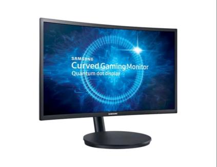 Samsung C24FG70F 23.5inch Curved Quantum Dot Gaming Monitor