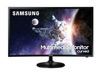 """Samsung 32"""" FHD Curved Computer Monitor - LC32F39MFUUXEN"""