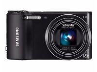 Samsung WB Series WB150F 14.2MP Mega Pixel 18x Zoom Digital Camera - Black