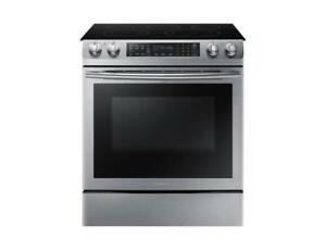 Samsung NE58M9430SS 5.8 cu.ft Electric Range with 5 burners on Sale (BD-2216)