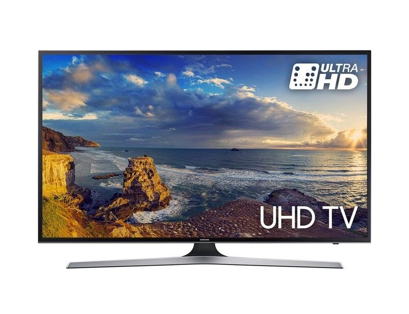 "BRAND NEW 2017 SAMSUNG 40"" Smart 4K Ultra HD HDR Curved LED Voice Control TV"
