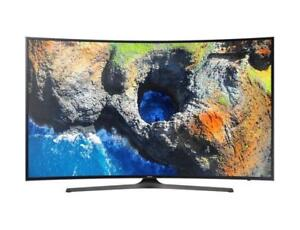 "Samsung UN55MU6500FXZC 55"" UHD 4K Curved Smart TV MU6500 Series 6	(NA 40)"