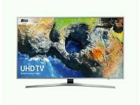 Samsung 4k TV UHD 40 inch EU40MU6400 mint condition