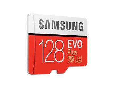 Samsung EVO Plus MB-MC128GA/EU 128GB MicroSDXC UHS-I Klasse 10