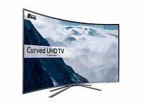 Samsung UE49KU6500 UHD, 4K, Curved, Crystal Colour, HDR 49inch Smart TV RRP £635