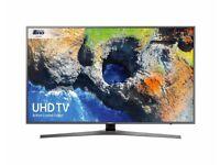 "Brand New Samsung 49"" MU Model 2017 LED Full 4K HDR Smart TV Superb design latest with warranty"