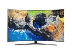 "Samsung UN55MU7600FXZC 55"" UHD 4K Curved Smart TV MU7600 Series 7(NA 34)"
