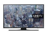 """40"""" Samsung UHD 4K tv, broken screen, FREE"""