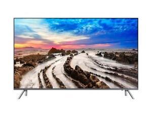 "Samsung UN55MU8000FXZC 55"" UHD 4K Flat Smart TV MU8000 Series 8 (NA 25)"