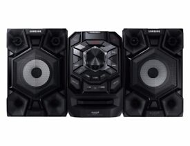 Samsung MX-J630 Giga Mini Hi Fi Sound System MX-J630/ZA Brand New including Samsung Warranty