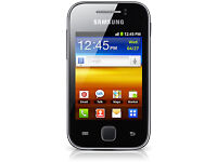 Samsung Young Y Android smartphone, child, teen, school, unlocked, small, handy, tough