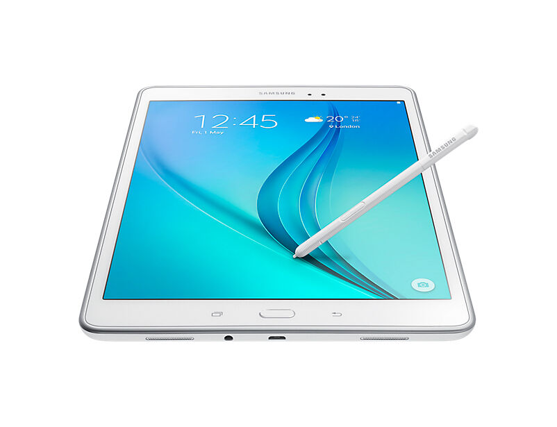 "Tablet - Samsung Galaxy Tab A with S Pen 9.7""16GB Wi-fi Tablet - White"