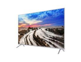 Samsung 55 MU7000 Active Crystal Colour 4K Ultra HD HDR Smart LED TV