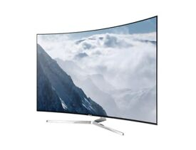 NEW Samsung Curved TV 9series 49 inch
