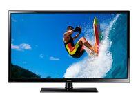 """Samsung Series 4 PE43H4500AW 43"""" 720p HD Plasma Television"""