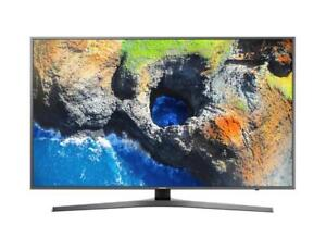 Samsung 55 hd 4k flat smart tv series 8 on sale (SAM2104)