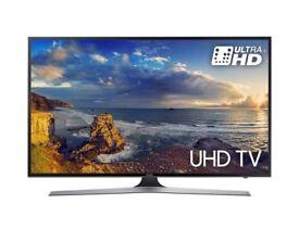 NEW SAMSUNG 40 SMART 4K UHD HDR FLAT SCREEN LED TV