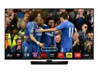 """samsung 32""""LED smart TV built in USB player HD freeview.full HD 1080P clear crystal picture ."""