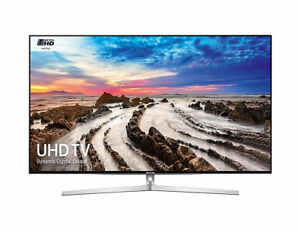 Samsung UE49MU8000 49 Inch Smart LED 4K Ultra HD TV Plus LED TVs 4 HDMI New