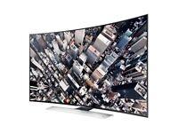 Samsung HU8500 65 inch 4K UHD Curved 3D Smart TV