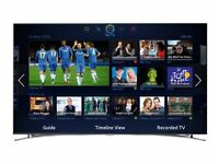"55"" Samsung tv 8-series - Perfect -"