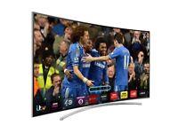 "Samsung UE55H8000 55"" Curved HD LED TV"