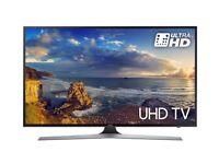 NEW 2017 SAMSUNG 40 SMART 4K UHD HDR FLAT SCREEN LED VOICE CONTROL TV