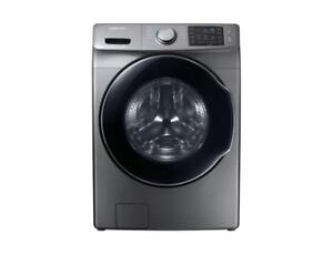 Brand new Washer at Lowest Price |Samsung WF45M5500AP , Platinum Front Load Washer, (BD-807)
