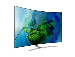 "Samsung QN75Q8CAMFXZC 75"" Q8C 4K Curved Smart QLED TV (NA 47)"