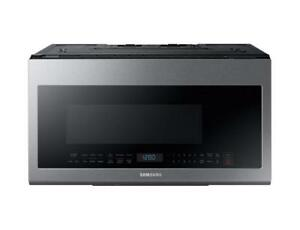Samsung 2.1 cu. ft. Over-the-Range Microwave Stainless Steel (SAM1007)