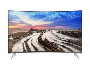 "Samsung UN65MU8500FXZC 65"" UHD 4K Curved Smart TV MU8500 Series 8 (NA 27)"