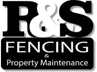 R AND S FENCING property maintenance