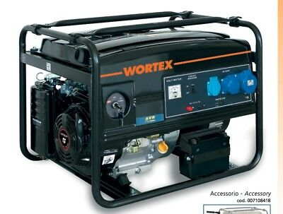 Power Generator Petrol Engine-generator 4t 337cc 45kw 11hp Wortex 500